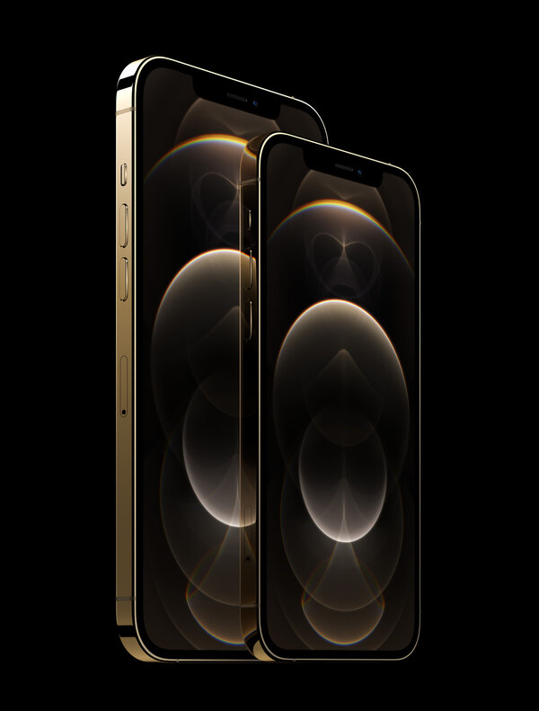 The iPhone 12 Pro and iPhone 12 Pro Max. Apple's entry-level phones will start at $700 and the higher-end phones will start at $1,000.