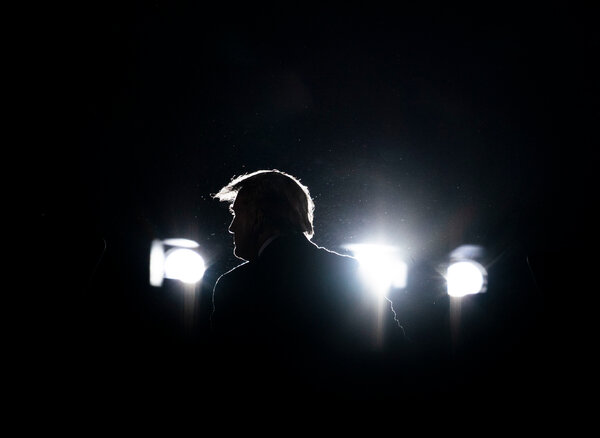 President Trump's campaign announced this week that he had raised over $247 million last month, far short of the record $383 million raised by Mr. Biden's campaign.