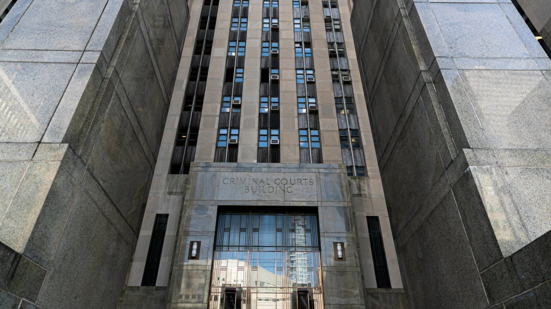 A review of the state court system found that a lack of resources for high-volume courts, like those in the Manhattan Criminal Courts Building, had a disparate effect on Black and Hispanic New Yorkers.