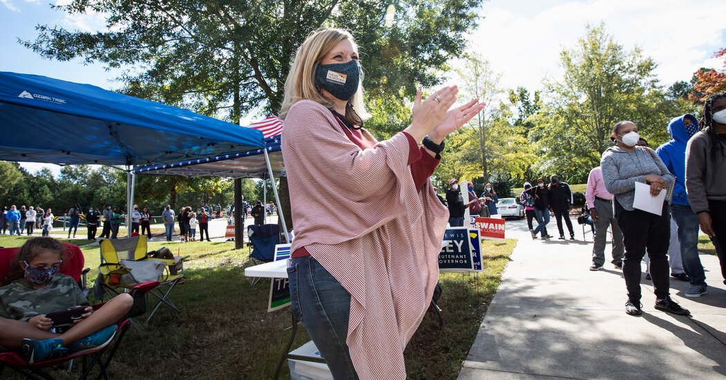 A Chance to Expand Medicaid Rallies Democrats in North Carolina
