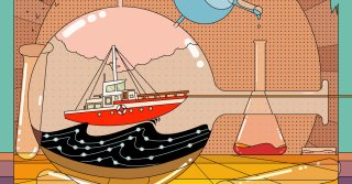 How an Ill-Fated Fishing Voyage Helped Us Understand Covid-19