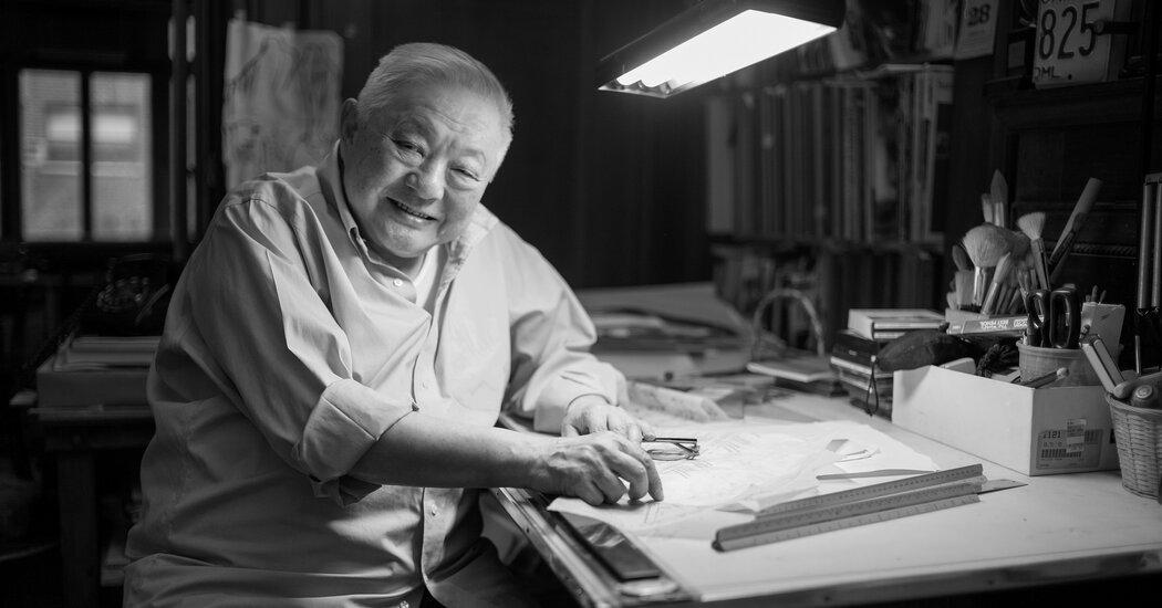 Ming Cho Lee, Fabled Set Designer, Is Dead at 90