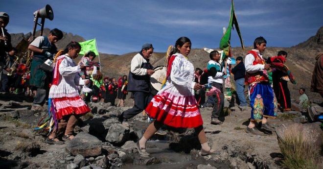 Witnessing Peru's Enduring, if Altered, Snow Star Festival