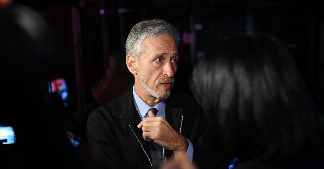 Jon Stewart to Get Apple TV+ Show