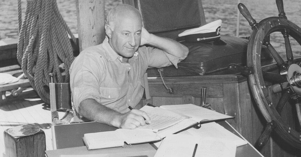 'Dusty Hunter' Scores Cecil B. DeMille's Liquor Collection