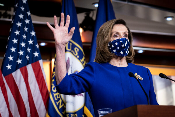 With Democrats poised to make gains in the House, Speaker Nancy Pelosi held a news conference on Capitol Hill.