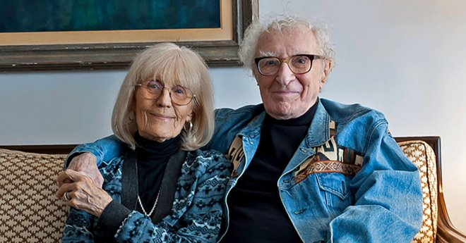 Sheldon Harnick: Working From Home for 55 Years