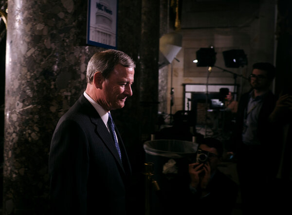 Chief Justice John Roberts's deft judicial work last term meant that he was in the majority in divided decisions at a higher rate than any chief justice since at least 1953.