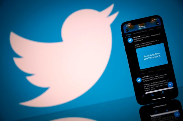 """A new study identified thousands of automated accounts, or """"bots,"""" on Twitter that will most likely sow disinformation."""