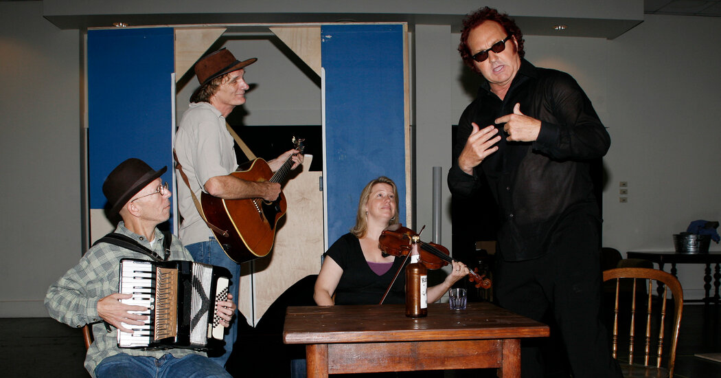 A Not-So-Merry Mix: Shakespeare, Bluegrass and Randy Quaid