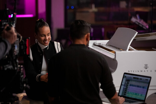 "On the new Netflix show ""Song Exploder,"" based on the podcast of the same name, Hirway uses a mix of interviews and behind-the-scenes footage to track the creative process of artists including Alicia Keys."