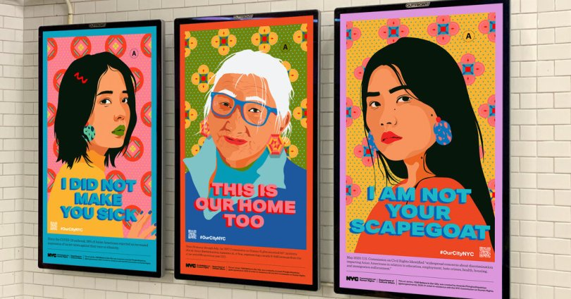 'I Still Believe in Our City': A Public Art Series Takes On Racism