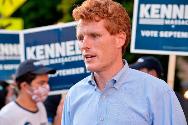 Representative Joseph P. Kennedy III, Democrat of Massachusetts, ran unsuccessfully for the Senate this year.