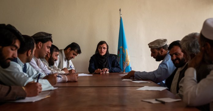 An Afghan Mayor Expected to Die. Instead, She Lost Her Father.
