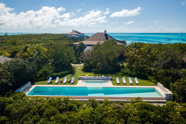 Little Pipe Cay in the Bahamas. The property will cost you a neat $85 million.