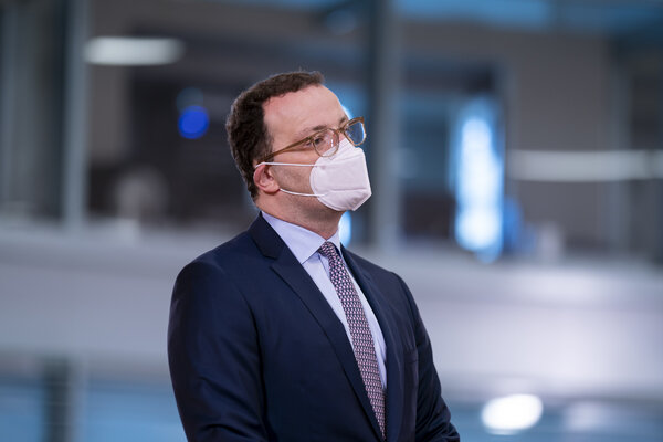 Health Minister Jens Spahn has said he expects Germany to have access to enough vaccinations to immunize 47 million of its citizens.