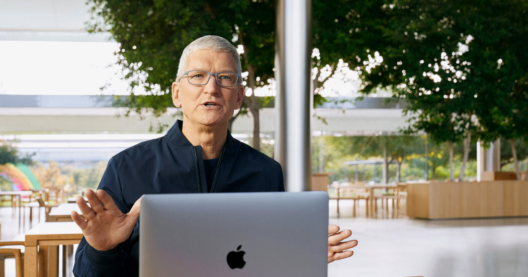 Apple Introduces New Macs With the First Apple-Made M1 Chips