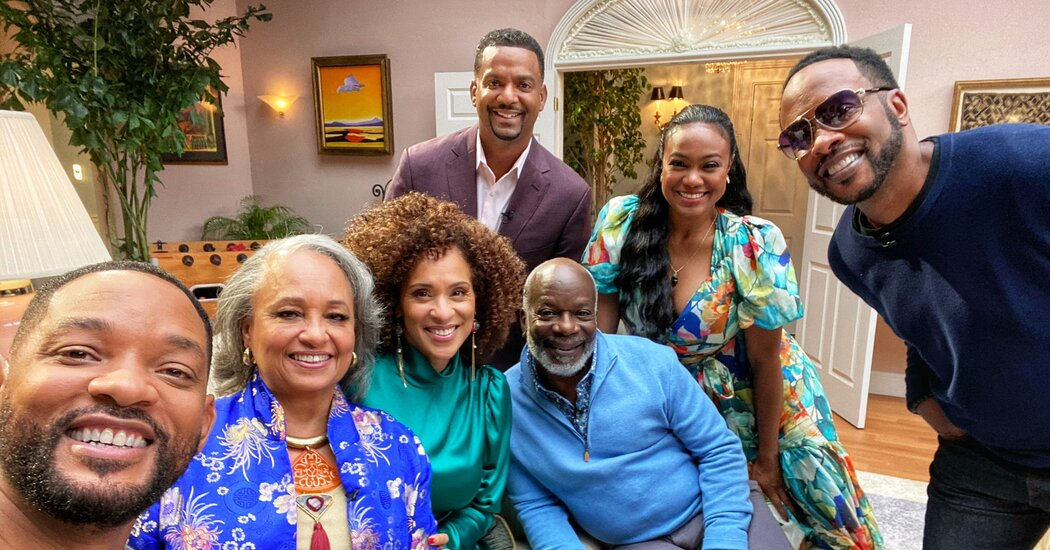 'Fresh Prince' Reunion, 'Bel Air' Reboot: How '90s TV Handled Race