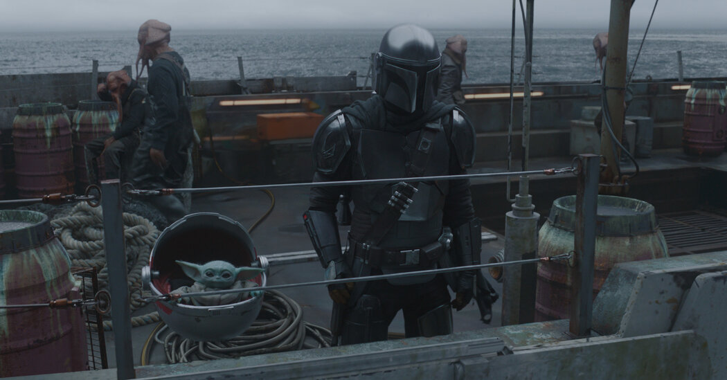 'The Mandalorian' Season 2, Episode 3 Recap: Bigger Fish