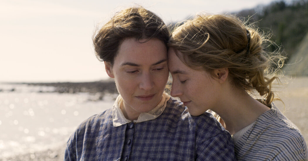 'Ammonite' Review: Love on the Rocks