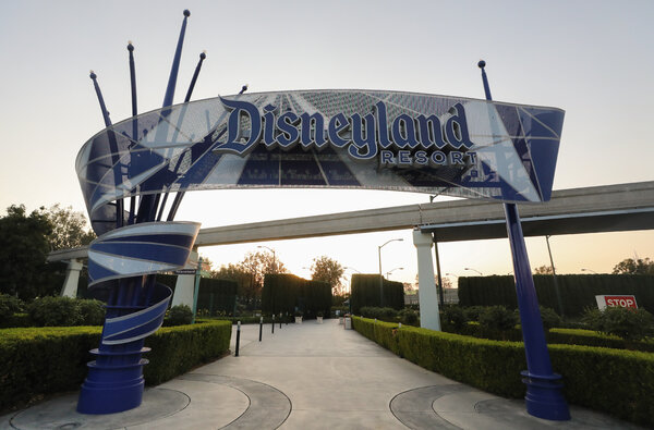 Disneyland in Anaheim, Calif., has been closed since March 14.