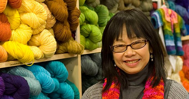 Pearl Chin Dies at 71; Her Knitting Store Was a Haven and a Hub