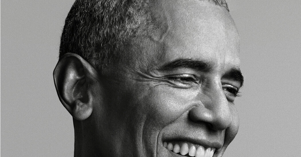 In 'A Promised Land,' Barack Obama Thinks — and Thinks Some More — Over His First Term