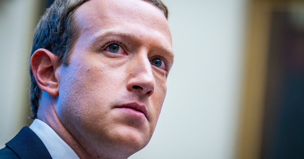 If Mark Zuckerberg repeats himself, don't be surprised.