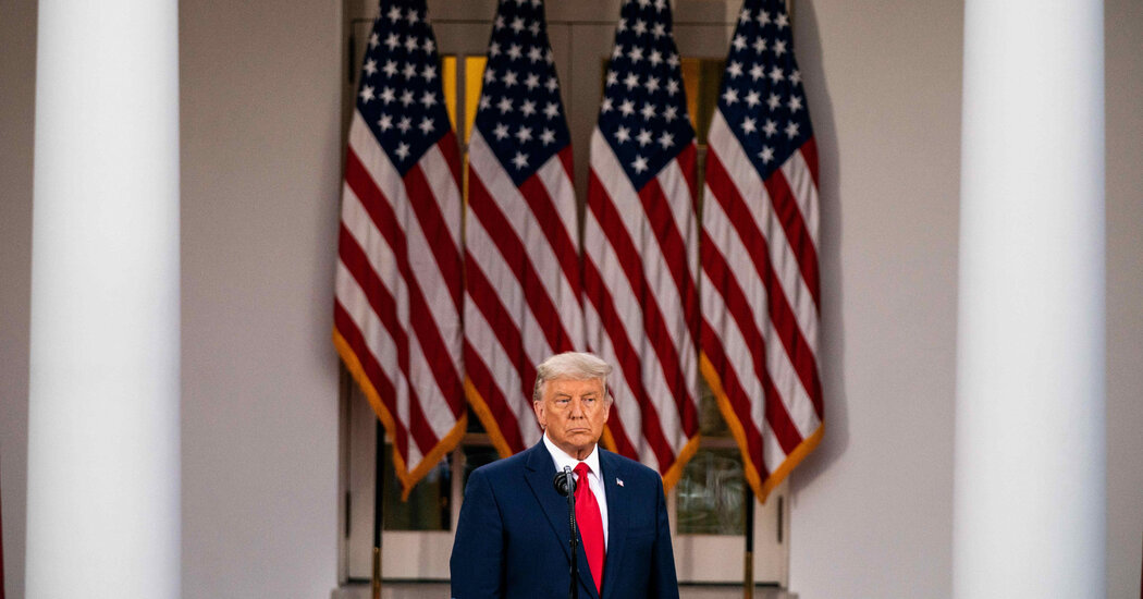 Why Trump's Attempts to Overturn 2020 Election Are Unparalleled in US History