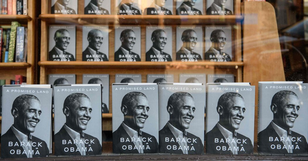 Presidential Memoirs Don't Always Take This Long to Write