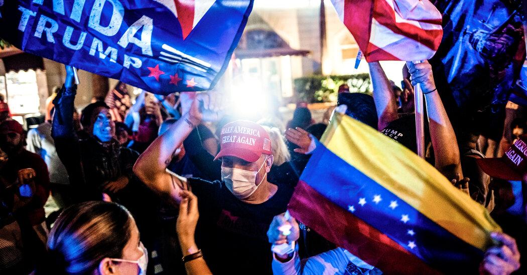 How Hispanic Voters Swung Miami Right