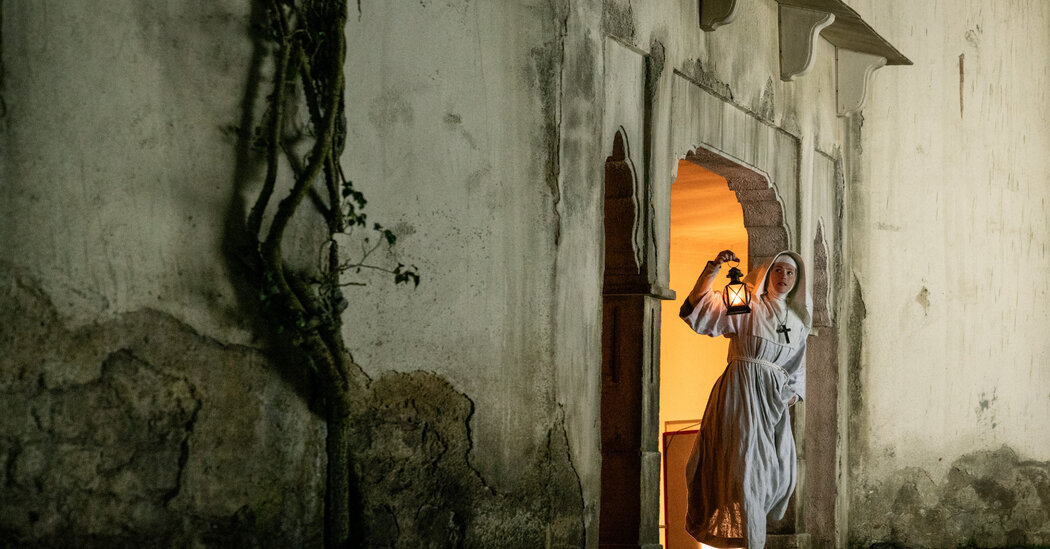 'Black Narcissus' Review: Nuns, Mountains, High Passion