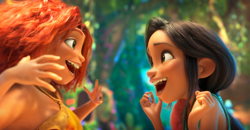 'The Croods: A New Age' Review: More Civilized
