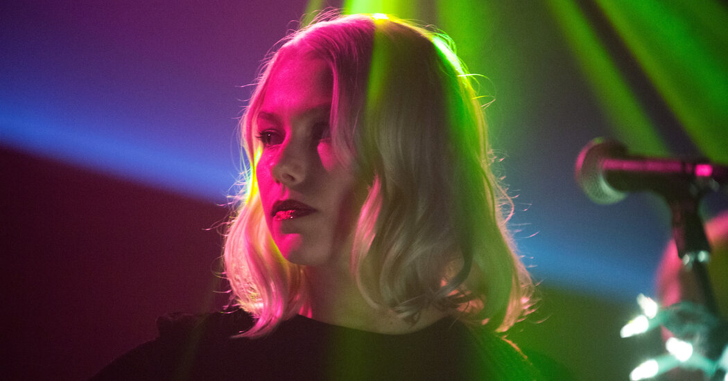 How Phoebe Bridgers Got Her Grammys Good News