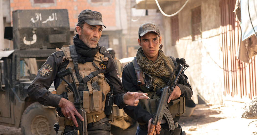'Mosul' Review: In Iraq, This Time It's Personal