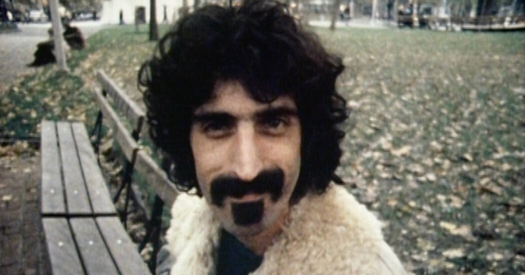 'Zappa' Review: Portrait of a Rock Star and a Nation's Hero