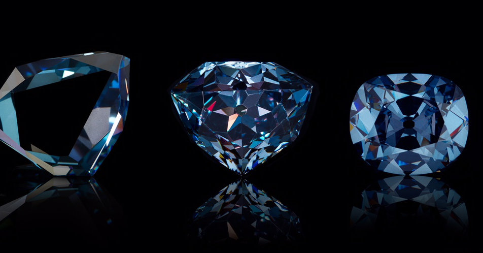 Smithsonian Closed, Hope Diamond Awaits Its Synthetic Twin