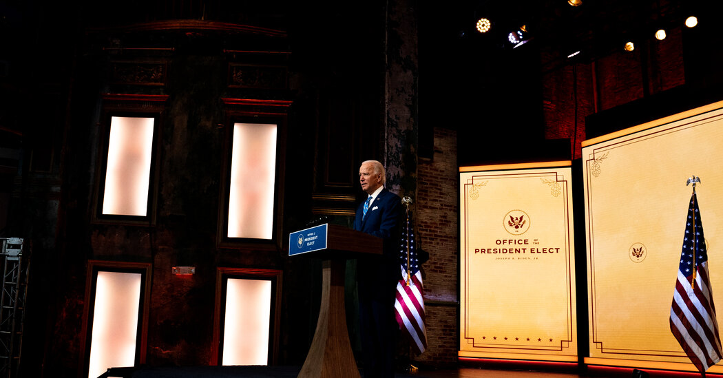 Feeling Spurned by Trump, U.N. Sees Redemption in Biden and Team