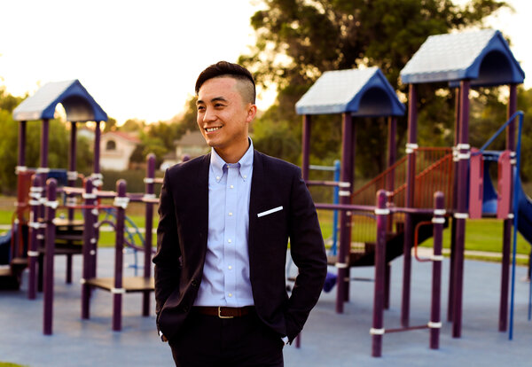 Alex Lee is the state's youngest lawmaker in more than eight decades.