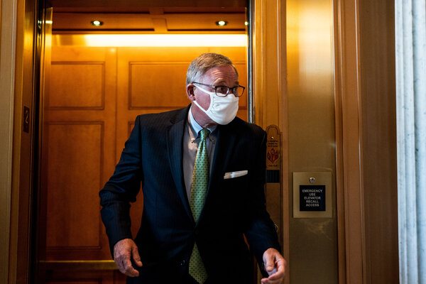 Senator Richard Burr was one of five senators known to have been investigated for possible insider trading around the pandemic's onset in the United States.