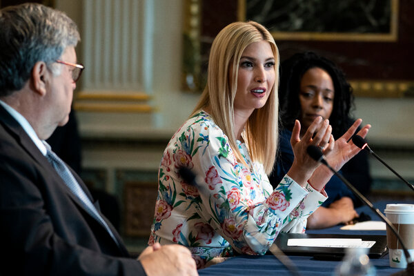 Ivanka Trump, President Trump's daughter and adviser, testified on Tuesday as part of a case involving inaugural funds and payments to the Trump International Hotel.