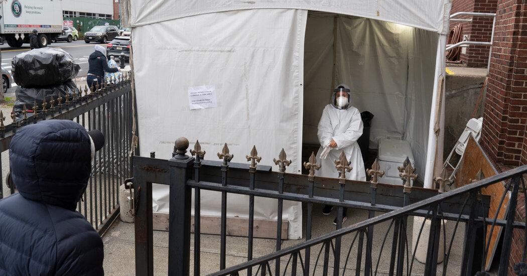 As Virus Spreads, C.D.C. Draws Up an Urgent Battle Plan