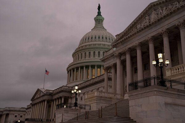 A bipartisan group of senators are pushing a $908 billion stimulus compromise.