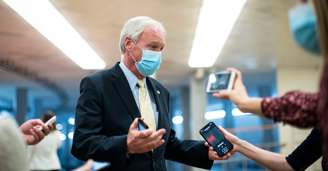 A Senate hearing promoted unproven drugs and dubious claims about the coronavirus