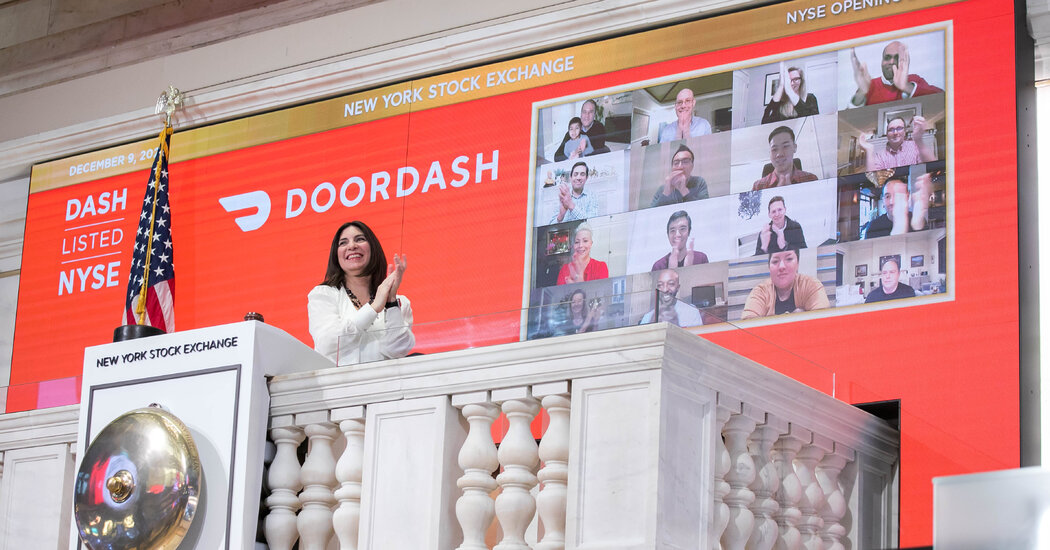 DoorDash Stock Soars After Initial Public Offering