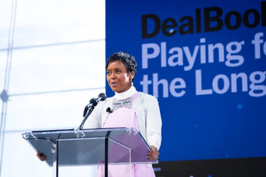 Mellody Hobson, who has served on the board of Starbucks for 15 years, will assume the role of non-executive chair in March.