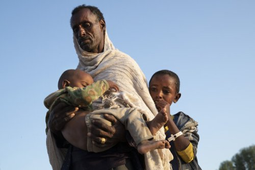 Nearly 50,000 have fled to Sudan so far, in what the United Nations has called the worst exodus of refugees Ethiopia has seen in more than two decades.