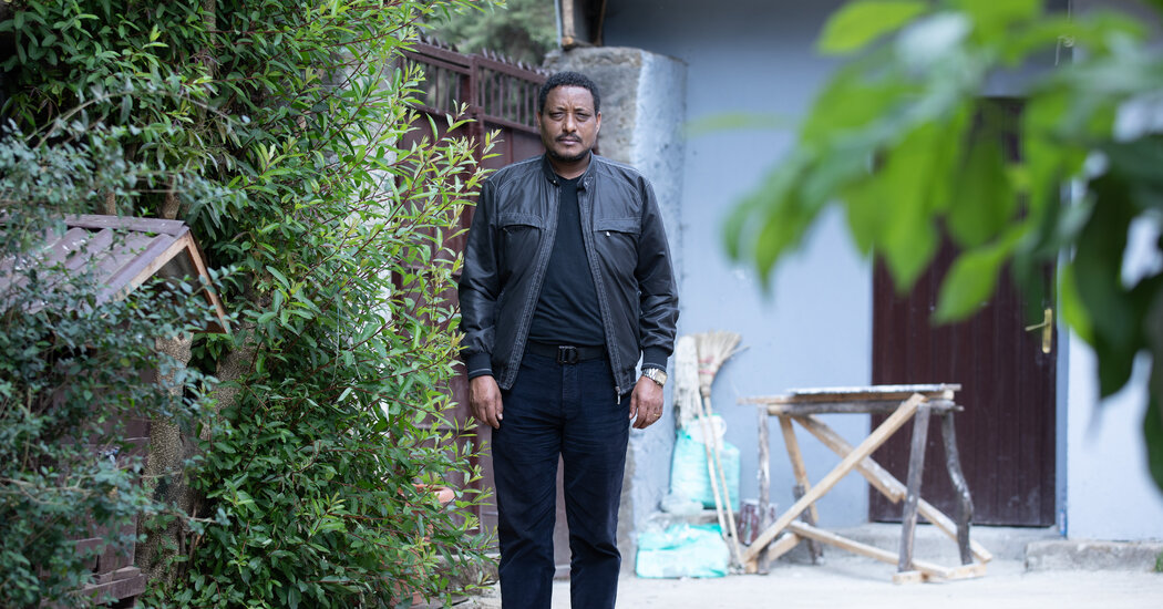 As War Goes On in Ethiopia, Ethnic Harassment Is on the Rise
