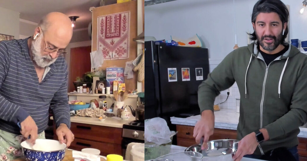'This Is Who I Am' Review: Cooking With Dad, Remotely