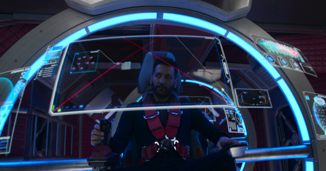 Review: Catching Up to 'The Expanse,' the Space Opera You Love